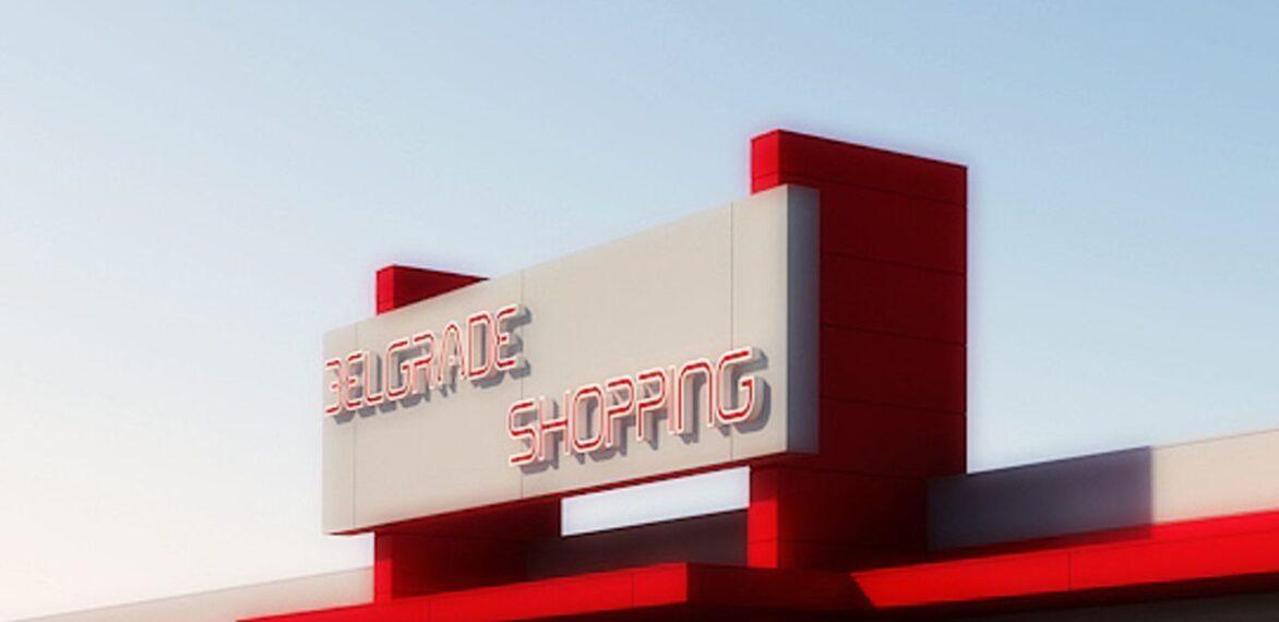 Tržni centar ''Belgrade shopping'' Leštane
