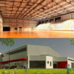 Rekonstrukcija Sportske hale u Svrljigu