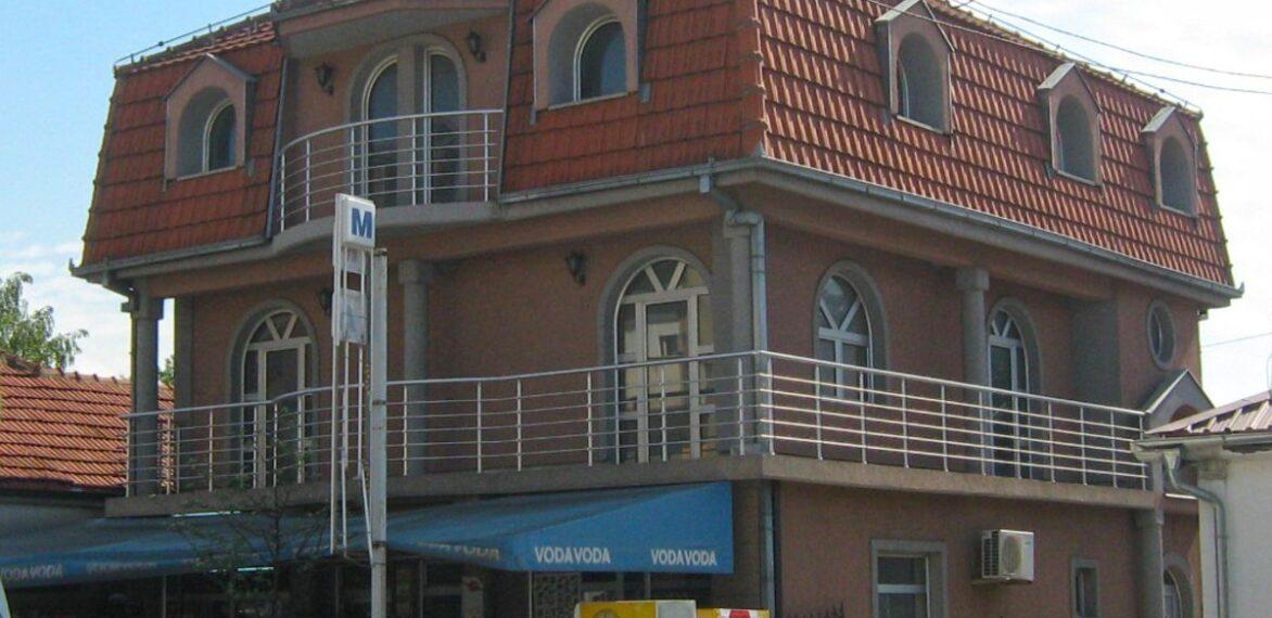 Stambeno-poslovni objekat u Svrljigu