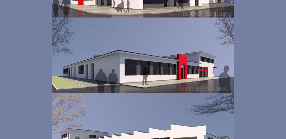 Rekonstrukcija Poslovnog objekta ''Risk engineering Sofia'' u Svrljigu